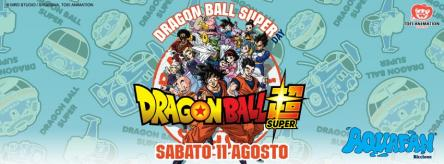Dragon Ball Super Day in Aquafan