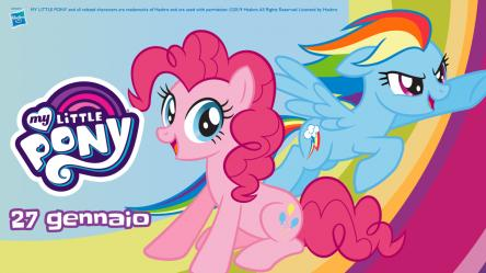 I My little Pony a Modena